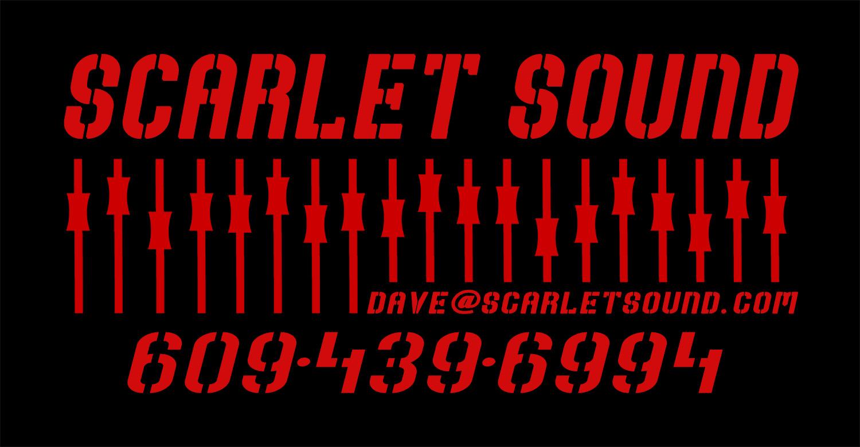 Scarlet Sound